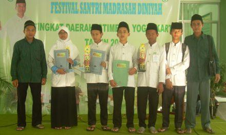 ABIMA Meraih 6 Kejuaraan Ajang FESMA 2012 Tingkat D.I. Yogyakarta