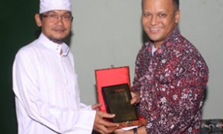 Kunjungan Ilham Akbar Habibie di Darul Quran