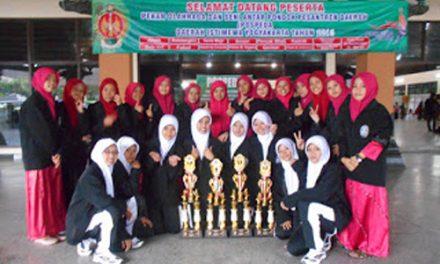 Darul Quran Raih Juara Terbanyak di POSPEDA Tingkat DIY