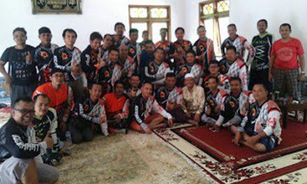 Komunitas Trail Sambangi Ponpes Darul Qur'an