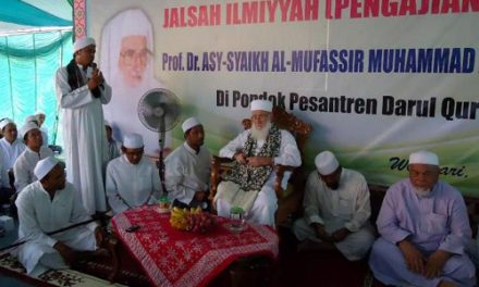 Prof. Dr. Syaikh Muhammad Ali ash-Shabuni: Sang Pena yang Mengalir