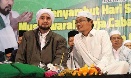 Kemeriahan Gebyar Sholawat di Darul Quran bersama Habib Syech
