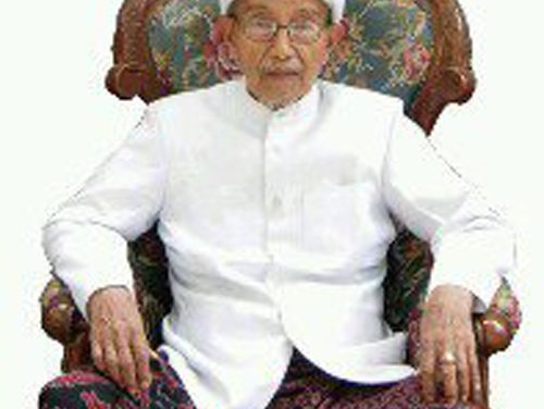 KH. Nawawi Abdul Aziz: Sang Cahaya