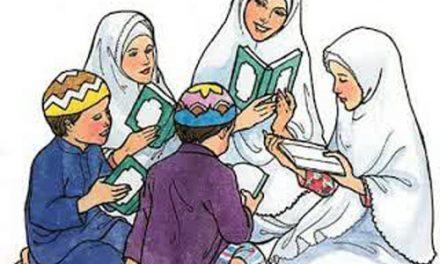 Aku Bangga Menjadi Penghafal Al-Qur'an