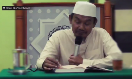 Kajian Kitab Riyadhus Sholihin bersama KH. A. Kharis Masduki – Kisah Hudzaifah Ibnul Yaman