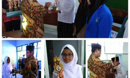Santri Darul Quran Raih Tiga Kejuaraan Cerdas Cermat Aswaja