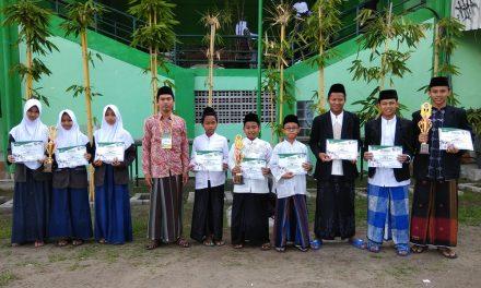 Santri Darul Quran Berjaya di CCA Wilayah