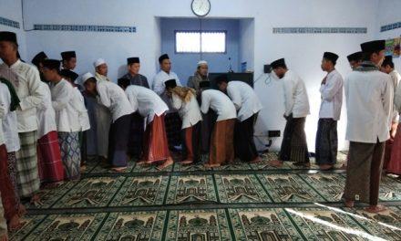 Sholat Idul Adha di Pondok Pesantren Darul Quran Wal Irsyad