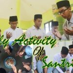 Daily Activity of Santri Darul Qur'an Wal Irsyad