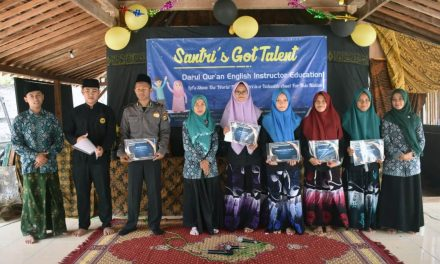Santri's Got Talent