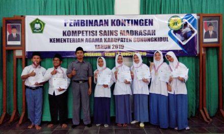 KSM Tahun 2019, Tujuh Siswa Darul Qur'an Maju ke Tingkat Propinsi
