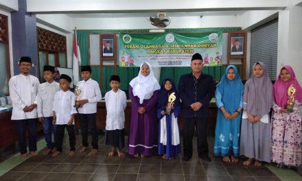Juara Umum Porsadin Kabupaten, MDT Abima Siap Maju DIY