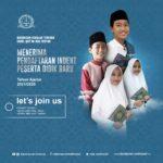 Penerimaan Peserta Didik Baru Tahun Ajaran 2021/2021