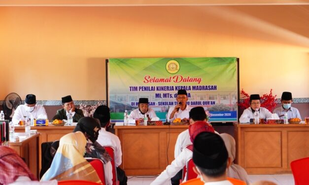 Madrasah-Sekolah Terpadu Darul Quran Adakan Kegiatan PKKM