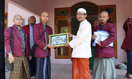 Rihlah Dakwah Ma'had Nurul Haromain Pujon, Malang di Darul Qur'an