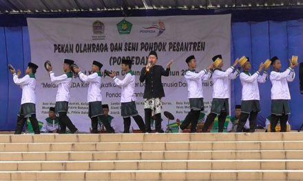 Pospeda Berakhir, Darul Quran Borong 25 Medali