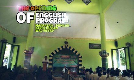 Darul Quran Kembali Perkuat Bahasa Inggris