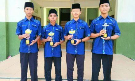 SMK Darul Qur'an Kembali Raih Kejuaraan MTQ Pelajar