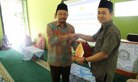 UIN Walisongo Semarang Adakan Kuliah Kerja Lapangan di Darul Quran