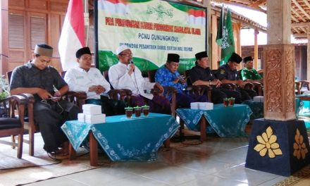 Pra PKPNU Angkatan ke-II Santri Darul Qur'an