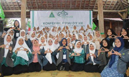 IPPNU DIY Gelar Konferwil di PP Darul Quran Wa Irsyad