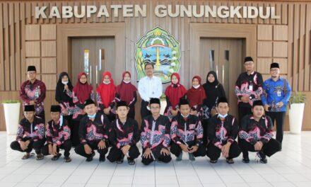 Santri Darul Qur'an Borong Empat Kejuaraan di STQ DIY 2021